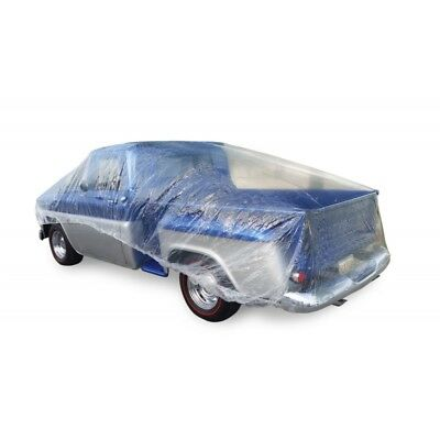 Car Cover, Disposable, Clear 61-253842-1