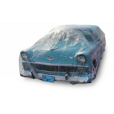Car Cover, Disposable, Clear 57-253842-1
