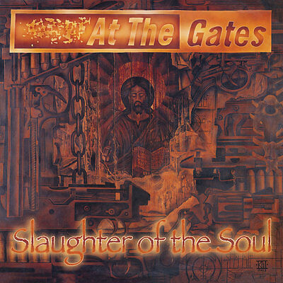 At The Gates Slaughter Of The Soul Vinyl Lp New Sealed