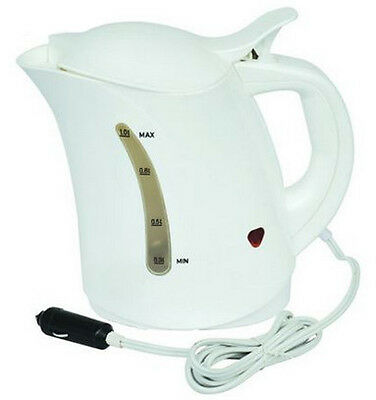 Streetwize 12V In Car Large Capacity Travel Kettle