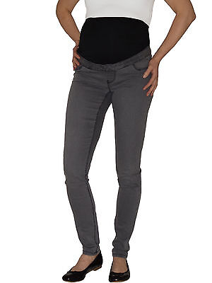 NEW LOOK Over Bump Maternity Jeggings, Skinny Pregnancy Jeans Sizes 8 14 Petite