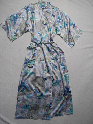 VINTAGE 1970s ORIENTAL STYLE  DRESSING GOWN - reduced!!