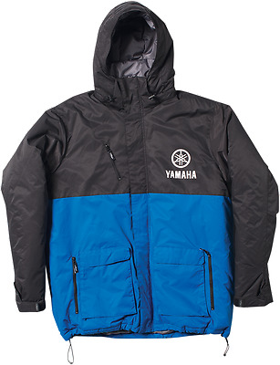 FACTORY EFFEX-APPAREL Mens Adult Yamaha Parka Lg