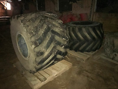Goodyear Terra-Tire 48X31.00-20 NHS Wheels and Tires