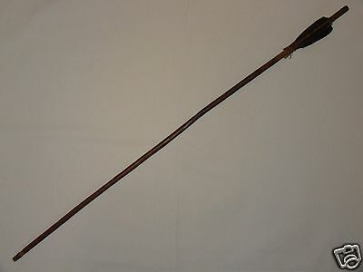 Very Old Southern Plains (Apache?) Native American Arrow, 19th Century