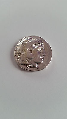 Alexander the Great Ancient Greek  Coin Tetradrachm 336-323BC