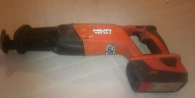Hilti Wsr22-A Reciprocating Saw