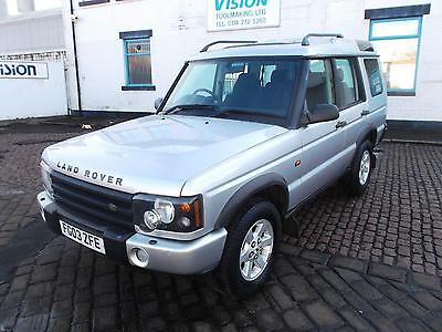 2003 Land Rover Discovery 2 Gs Td5 Auto 7 Seater