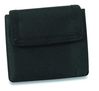 Black Glove Pouch for Police Ambulance Paramedic StJohn Security PCSO Medic EMT