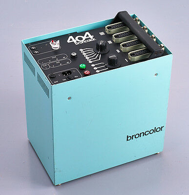 Broncolor 404 power pack