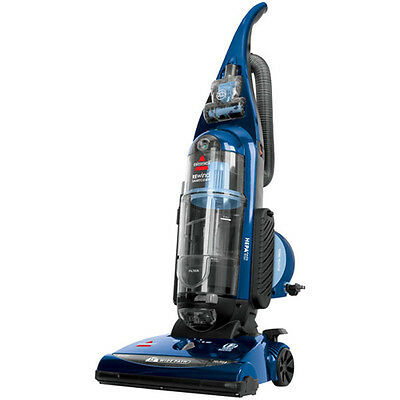Bissell Rewind SmartClean Blue Upright Vacuum Carpet Cleaner Sweeper Sensor, New