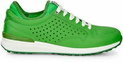ECCO Golf Speed Hybrid, meadow/toucan neon