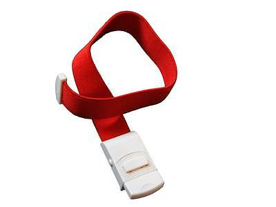 Quick Release Tourniquet (RED) Ambulance St John Medic Doctor Nurse First Aid