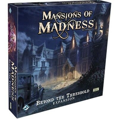 Mansions of Madness Beyond the Threshold Expansion english version FFG