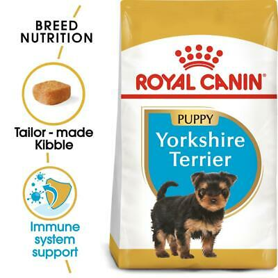 Royal Canin Breed Health Specific Yorkshire Terrier Junior Dog Food 1.5kg