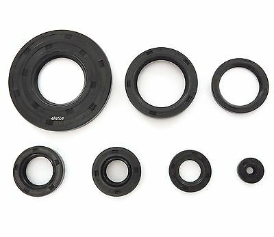 Engine Oil Seal Kit - Honda CB750 CB750K CB750F CB 750 - 1977-1978 - 7 Seals