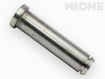 Clevis Pin Grooved 1/4 x 1 300 Stainless Steel (35 Pieces)