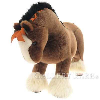 HERMES Doll Hermy PM Brown Horse Animal Authentic* 3462348
