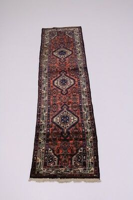 Top Quality Tribal Tajabad Hamedan Runner Persian Oriental Area Rug Carpet 3X11