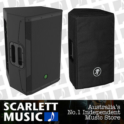 "Mackie SRM-550 1600w Active 12"" Speaker SMR550 w/3 Years Warranty + Gigbag."