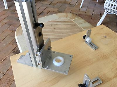 Luthiers Tools, Guitar Binding Router Jig.