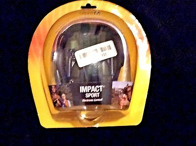 Howard Leight By Honeywell Shooter's Electronic Earmuff