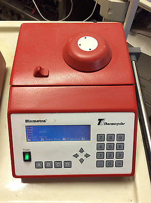 Biometra T-1 Thermocycler Thermoblock Thermal Cycler