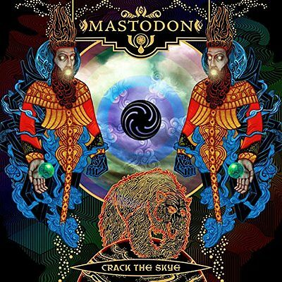 /26860275/ Mastodon - Crack the Skye [1  x  LP Vinilo] Warner Nuevo