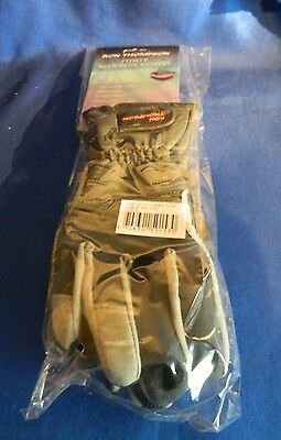 Ron Thompson power Neoprene Gloves, Fishing, Hunting, size XL  ?     NEW