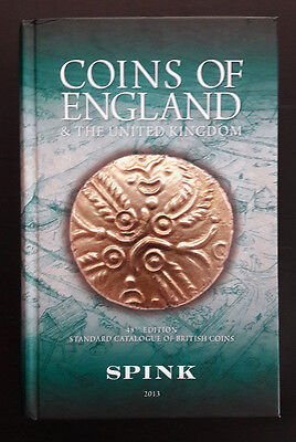 SPINK Coins of England 48th Edition 2013 Standard Catalogue of British Coins