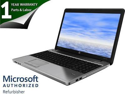 "HP 4440s 14.0"" Laptop Intel Core i5 3rd Gen 3210M (2.50 GHz) 320 GB HDD 4 GB Mem"