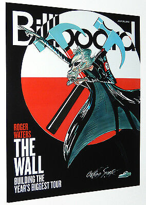 Roger Waters The Wall Poster Pink Floyd Gerald Scarfe NEW