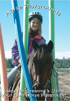 Horse Obstacles DVD - Plans to build your own ETS Obstacles.  Fits Parelli SALE!