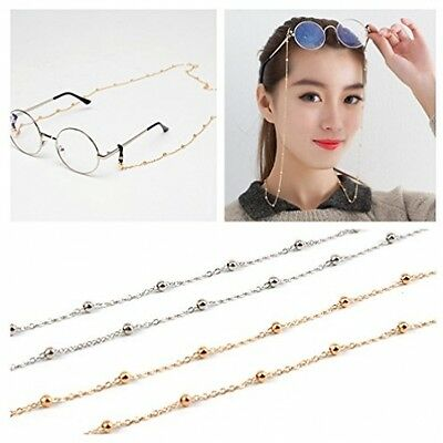 Kalevel Eyeglass Chain Beaded Glasses Sunglasses Chain Eyeglass Chains And For