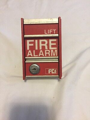 FCI MS-2 Dual Action Fire Alarm Pull Station