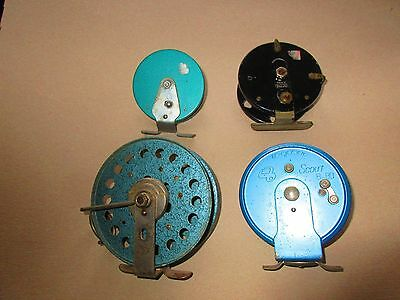 Old Centre Pin Reels