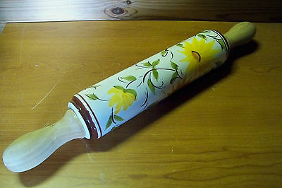 Rolling Pin China with Wooden Handles