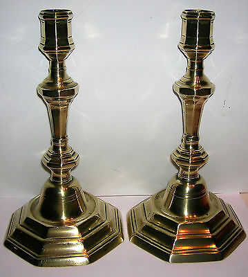 ancien bougeoir chandelier candelabre bronze  deco maison chateau louis XIV