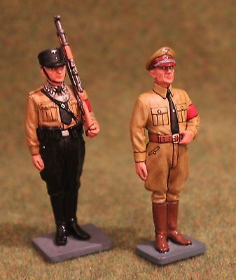 King And Country Ww11 Gemans Lah 145 Lah 165 Toy Soldiers Britains