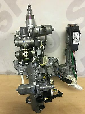 LEXUS RX400h ELECTRIC STEERING COLUMN ( GENUINE) WITH ALL MOTORS 04-09