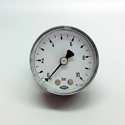 """Manometer Ø50mm  G1/4"""" hinten,  - alle Messbereiche - EMPEO - Made in Germany"""