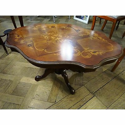 Antik Alt Esszimmer Tisch Tafel Biedermeier Old Rare Table Wood Massive