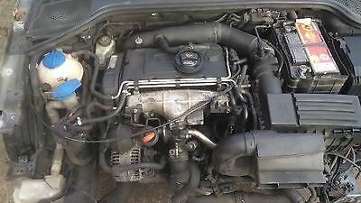 Audi A3 2.0 BKD Engine With NEW TURBO And injectors Included