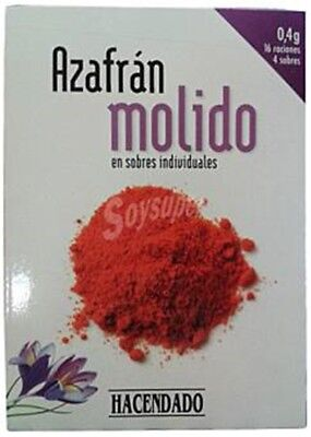 Quality Spanish Saffron Powder 藏红花 шафран Powdered Bulk Safran Spain Spices