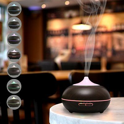 Aromatherapy Aroma Diffuser (Essential oil), 300ML capacity