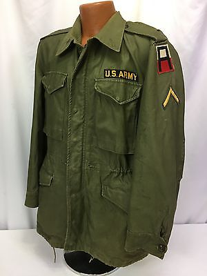 US Army M1951 Patched 1st Army Field Jacket