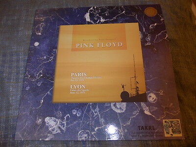 Pink Floyd - Broadcasting from europe - LP - Red vinyl