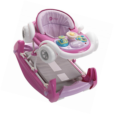 My Child Coupe Walker (Pink)