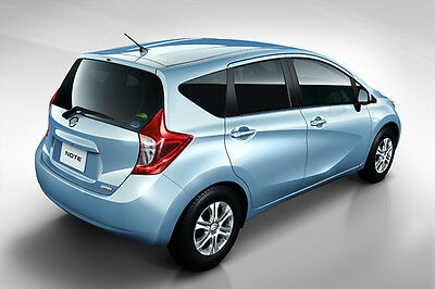 nissan note e12 2013-present workshop manual cd