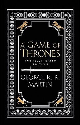 A Game Of Thrones - 20th Anniversary Illustrated Edition - George R.R. Martin